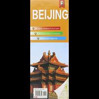 Panda Guide Beijing Map