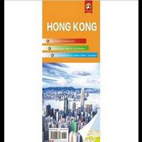 Panda Guide Hong Kong Map