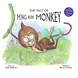 The Tale Of Ming Kee Monkey | Chinese Calendar Tales